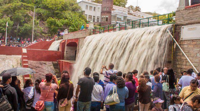 Guanajuato: Cambian fecha de apertura de la presa (periódico correo)
