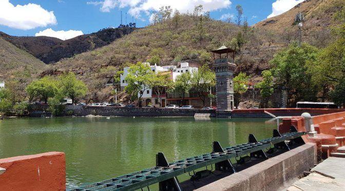 Guanajuato: Monitorean niveles en la Presa de La Olla (periódico correo)