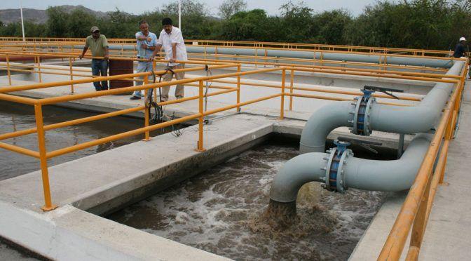 Guanajuato: Va Estado por las tres tratadoras de agua pendientes (Periódico correo)