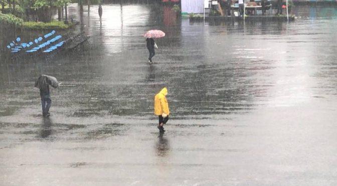 Morelos: se prevé que persistan las lluvias fuertes y dispersas (El Sol de Cuernavaca)
