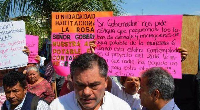 Morelos: Reclaman por heces fecales en el agua (El Sol de Cuernavaca)