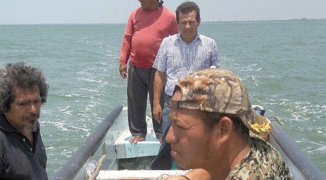 Oaxaca: Agoniza la pesca en el Golfo de Tehuantepec (El Universal)