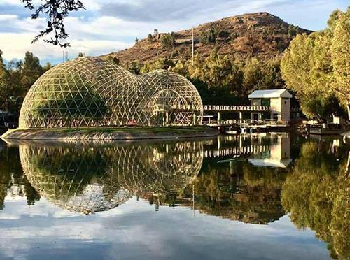 Zacatecas: Alertan sobre posible generación de cianotoxinas en lago La Encantada (La jornada de zacatecas)