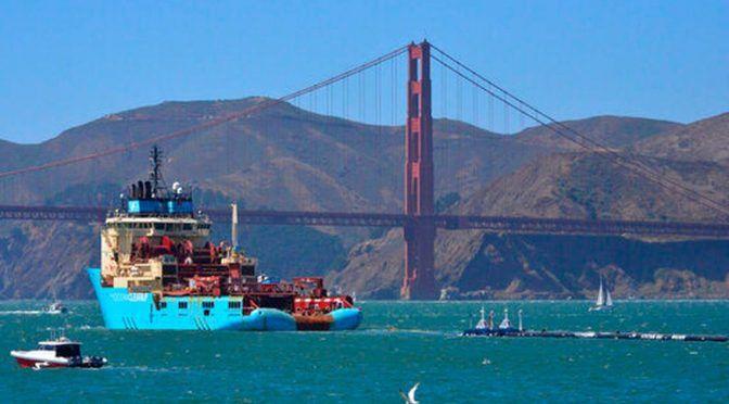 EE.UU: Lanzan de nuevo sistema de recolección de basura en el mar (El Nuevo Herald)