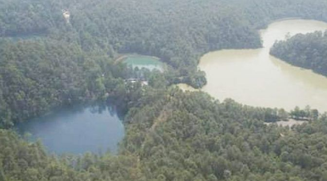 Chiapas: Gases Decoloran Montebello (Diario ultimátum)