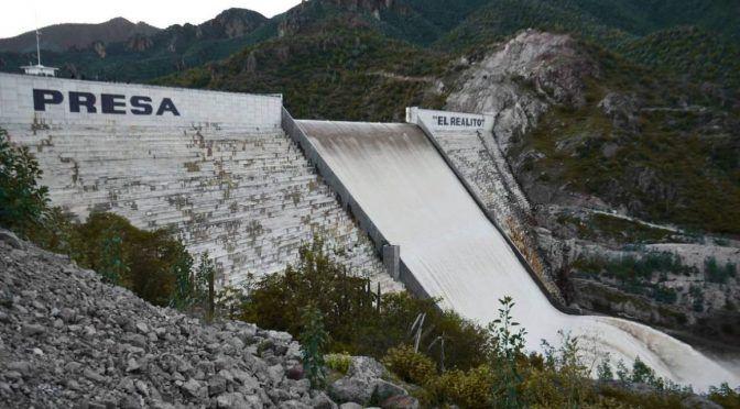 San Luis Potosí: PAN entregó agua del Realito a industrias e inmobiliarios en 2008 (Quadratin)