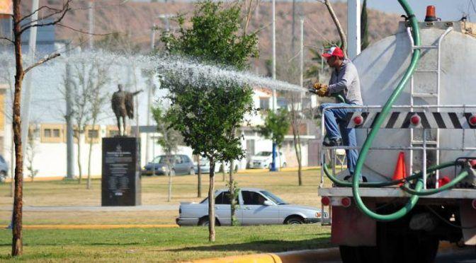 Durango: Aumenta consumo de agua por calor (El Sol de Durango)