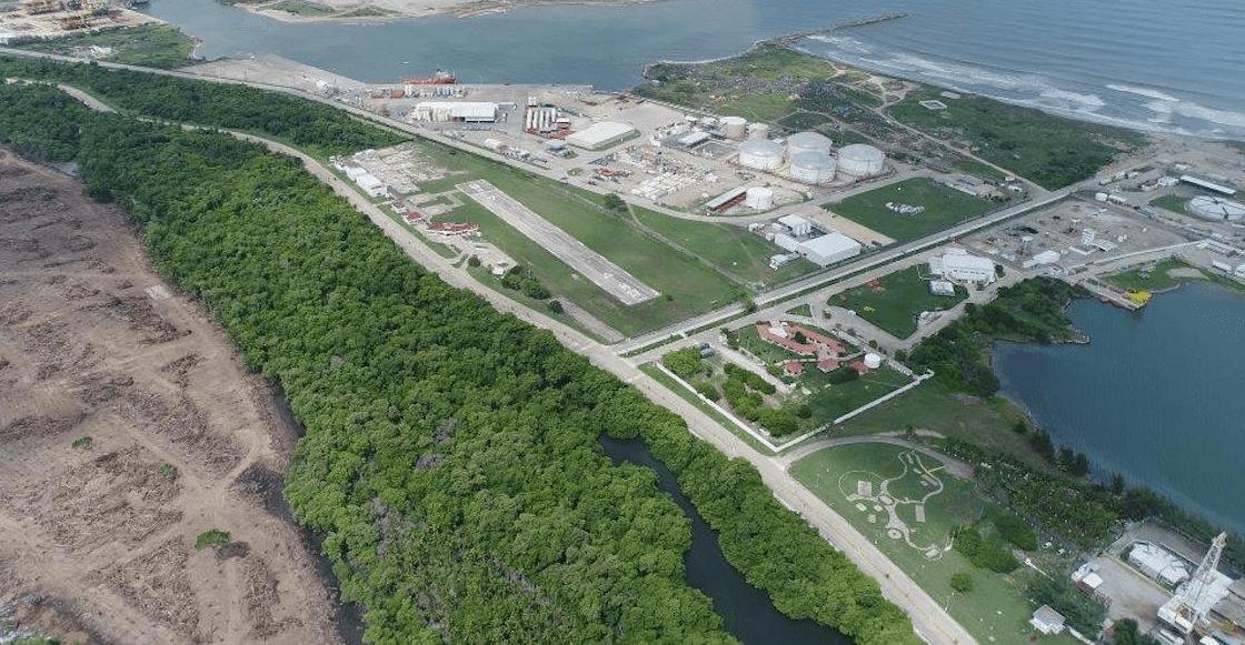 Tabasco: Petróleos Mexicanos ocultó información sobre el impacto en Dos Bocas (La jornada)