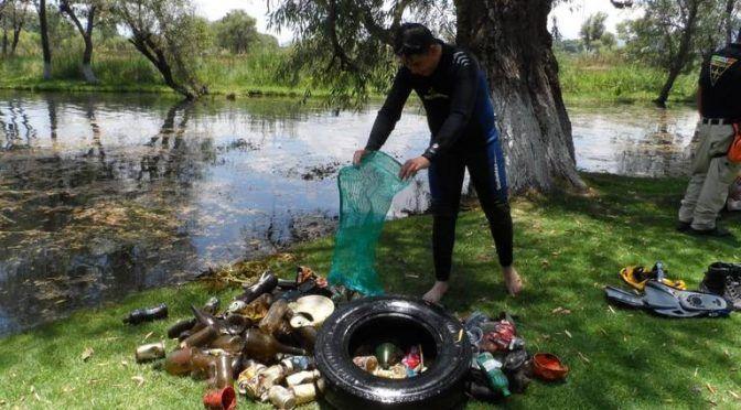 Michoacán: Buzos de Semaccdet iniciarán limpieza del manantial La Mintzita (El Sol de Morelia)