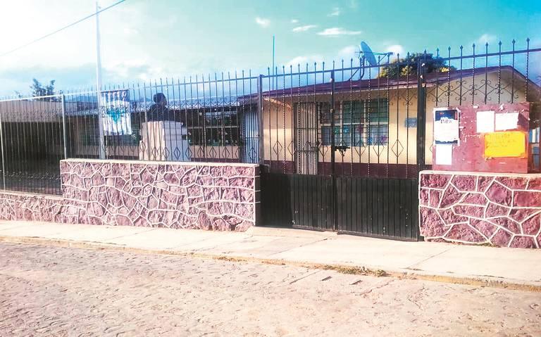 Hidalgo: Primaria, sin agua desde hace un mes (El Sol de Hidalgo)