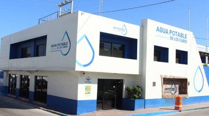 Baja California Sur: Sistema de agua en Los Cabos tendrá comité de obras públicas (El Sudcaliforniano)