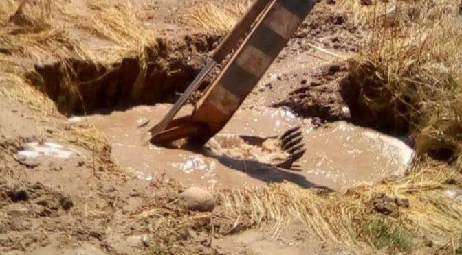Por fuga, 17 colonias de Tijuana se quedan sin servicio de agua (El Sol de Tijuana)