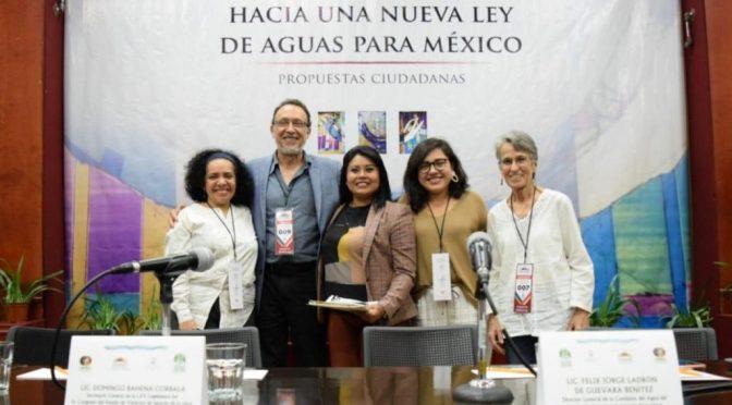 Veracruz: Impulsa Deisy Juan Antonio legislación en materia hidráulica (revista república)