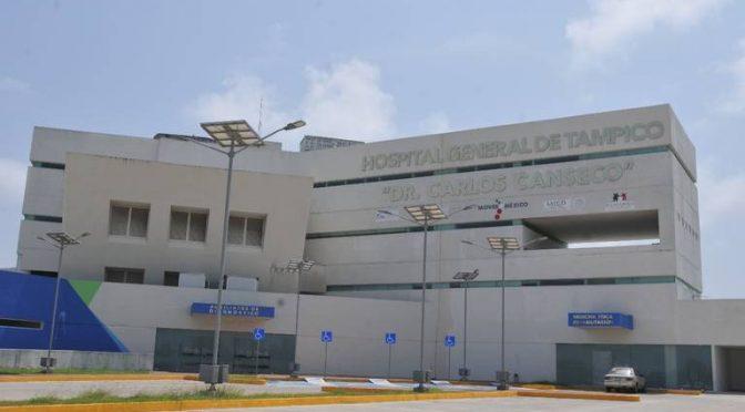"""Tamaulipas: Hospital """"Canseco"""" presenta deficiente abasto de agua por parte de Comapa (El Sol de Tampico)"""