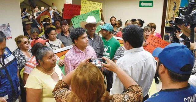 Coahuila: Y vecinos… ¡Sin agua! (La voz de Coahuila)