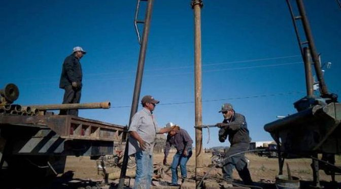 Chihuahua: queda agua sólo en 14 de 61 acuíferos (Periodico El Mexicano)