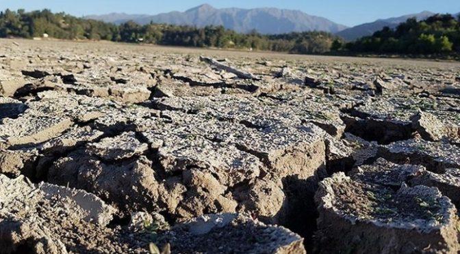 Chile: Desaparece laguna de Aculeo a consecuencia de crisis hídrica (Crónica digital)