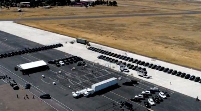 Estado de México: Aeropuerto en Santa Lucía agravaría crisis de agua en la región, insisten expertos (La jornada)