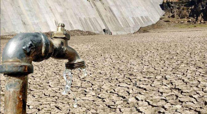 SLP solo tiene agua para 3 meses (Plano Informativo)
