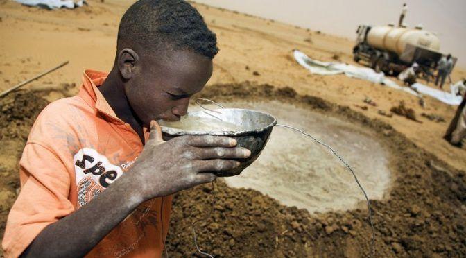 Africa: Cambio climático incrementaría también el número de desplazados (El sie7e)