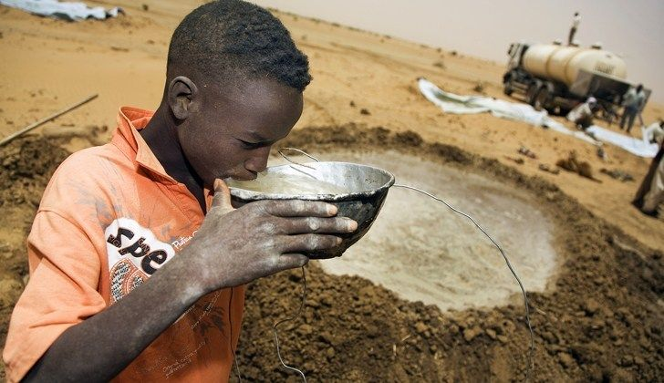 Kenia: La apuesta por almacenar agua de lluvia ayuda en la lucha contra el coronavirus (iAgua)