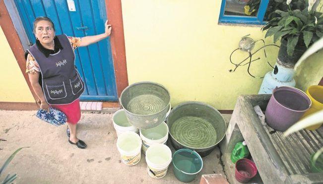 CDMX: Tres delegaciones, listas para reparto de agua por reparación de Acueducto Tulyehualco (El Universal)