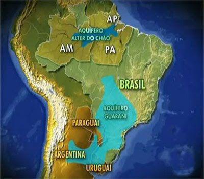 Argentina: Denuncian maniobras militares de EU en la reserva de agua dulce más grande del mundo (La jornada)
