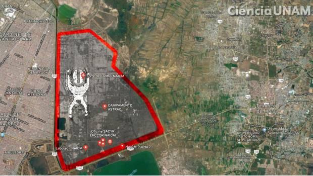 CDMX: Asegura UNAM que suelo de Texcoco se hunde 40 cm por año (Megalópolis)