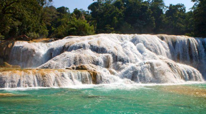 Chiapas: El agua en el estado (El heraldo de chiapas)