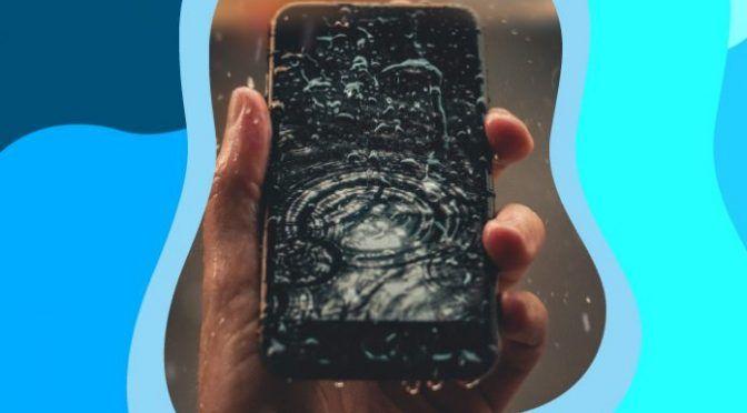 Apps que te ayudan a expulsar el agua que se metió a tu celular (Hola Telcel)