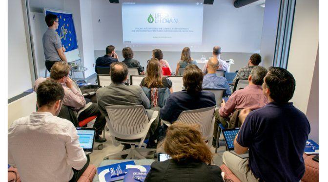Europa: Desarrollado un sistema avanzado para reducir la contaminación de mar y ríos en episodios de lluvia intensa (tecnoaqua)