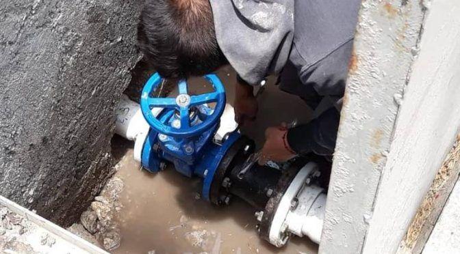 Dos de cada diez casas tienen desbasto de agua en Cuautitlán (El Sol de Toluca)