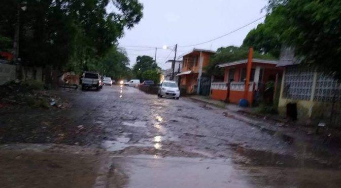 Nuevamente sin agua, ni luz en Ciudad Madero (Milenio)