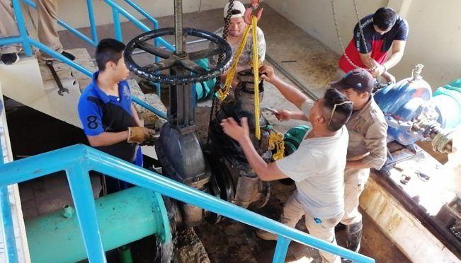 Tamaulipas: Falla deja sin agua a 100 colonias en Ciudad Victoria (El Universal)
