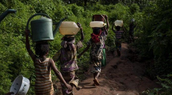UNICEF: 1 de cada 3 personas en el mundo no tiene acceso agua potable (Vatican News)