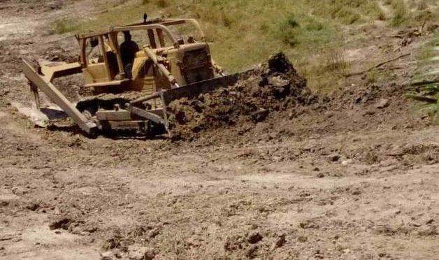 Tamaulipas: Permite sequía rehabilitar o ampliar los abrevaderos. Están secos por la ausencia de lluvias (El mañana)