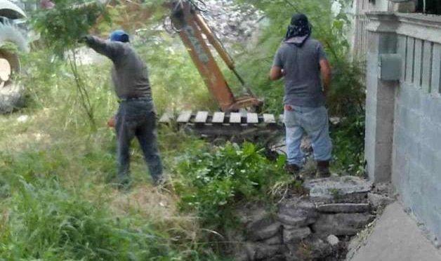 Tamaulipas: Exhorta Comapa a no tirar basura (El mañana)
