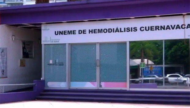 Cuernavaca: Pacientes se quedan sin hemodiálisis por falta de agua (Zócalo)