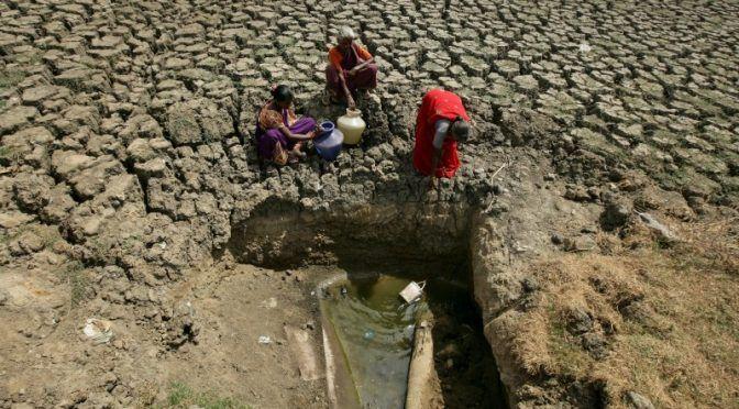 Chennai: la ciudad emblema de la crisis por el agua en India (Expansión)