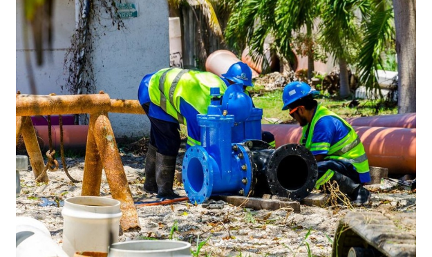 Quintana Roo: Anuncia Aguakan mantenimiento preventivo en red de agua potable de Solidaridad (La Jornada)