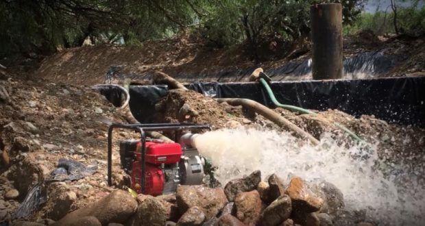México: Presas bajo tierra, opción sustentable para resolver escasez de agua (mexicampo)