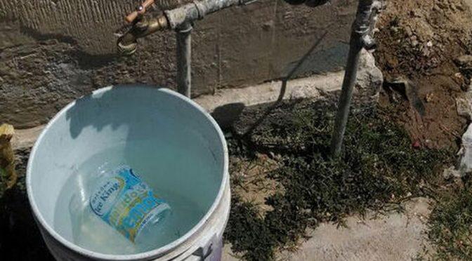Tampico: Falla planta potabilizadora y servicio de agua se irrumpe (Milenio)