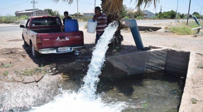 Sonora: La falta de agua en Bácum se ha convertido en un problema constante (Tribuna)