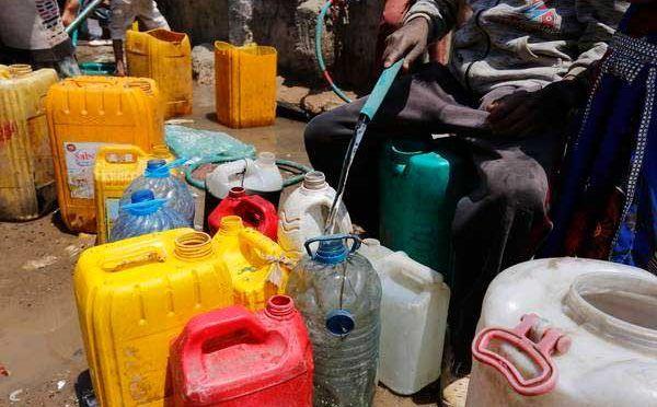 OMS: Sin agua potable segura una de cada tres personas (Bohemia)