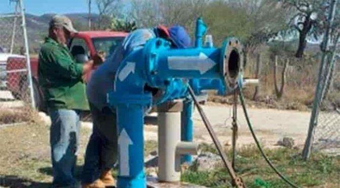 San Luis Potosí: falla en pozo deja sin agua a colonias (Pulso SLP)