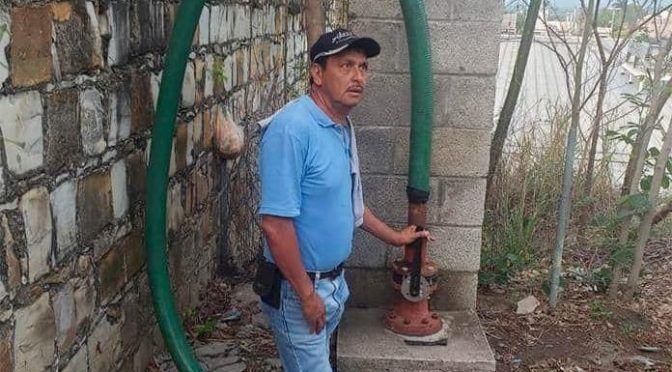 San Luis Potosí: Funcionarios de DAPAS piratean el agua potable (Pulso)