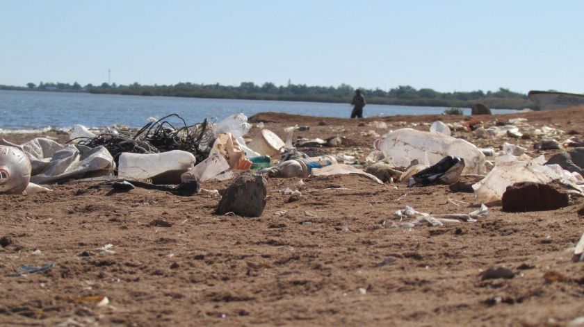 Amenaza contaminación a las costas de Sonora (El Imparcial)