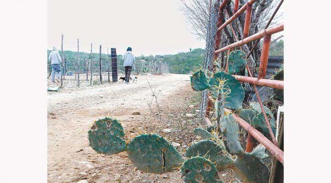 """Nuevo León: denuncian daños por """"fracking""""; piden ayuda (Milenio)"""