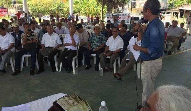 San Luís Potosí: Pide COCIHP detener megaproyectos devastadores para al Huasteca (El Sol de San Luis)