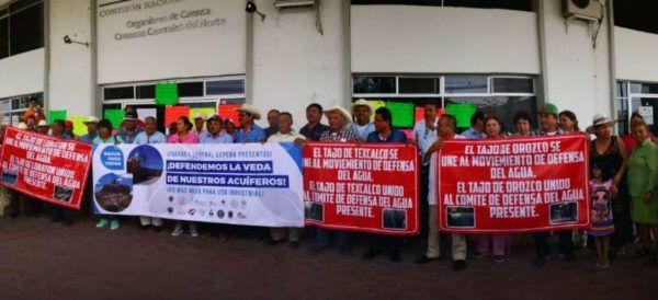 """México: A un año de los decretos de EPN, urgen las vedas para frenar el """"mercado del agua"""" (Aristegui noticias)"""